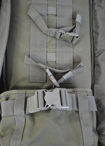 aim folding stock drag bag